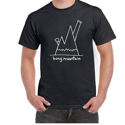 Bong Mountain Tour T Shirt