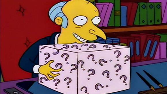 The Mystery Box!
