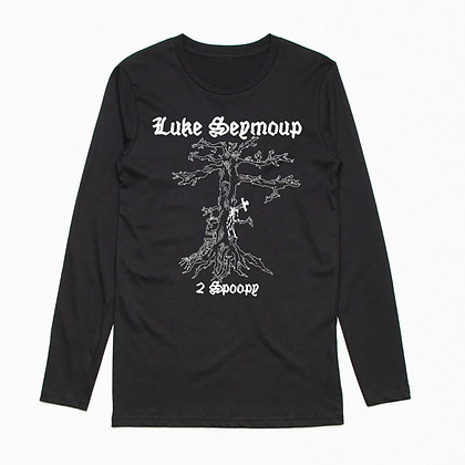 Luke Seymoup - 2 Spoopy Long sleeve T