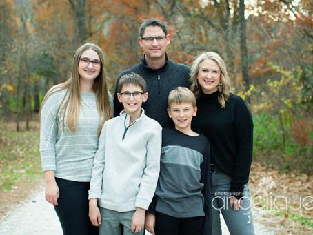 The Crockett family!