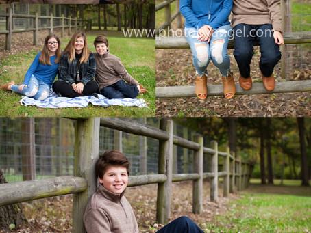 The Hoyt Family!