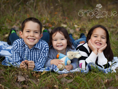 Beautiful Family Session!