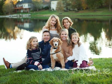 The Richardson Family!