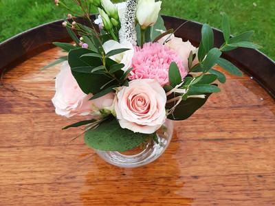 Bouquet buffet