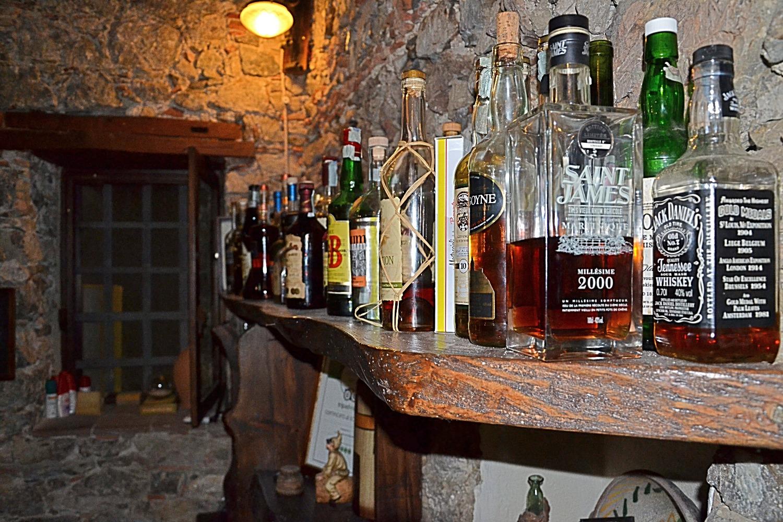 Selezione di Liquori della Locanda