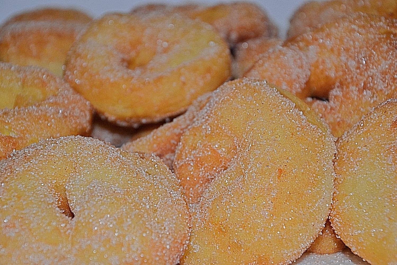 Le Zeppole di patate