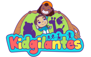 Kidgilantes Logo (with back img)