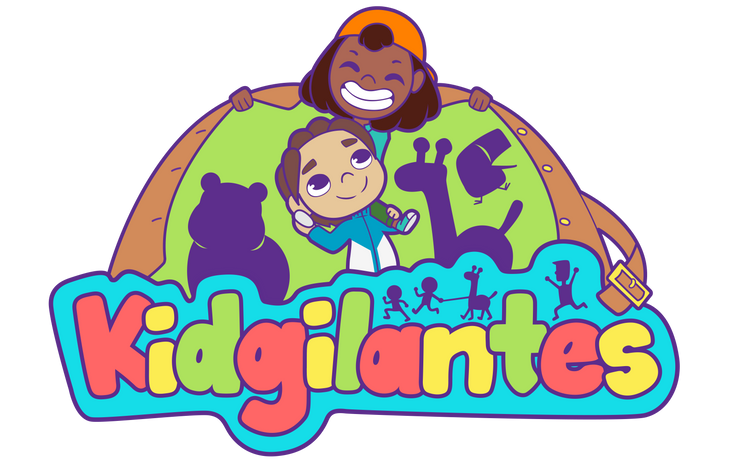 Kidgilantes Logo (with back img)