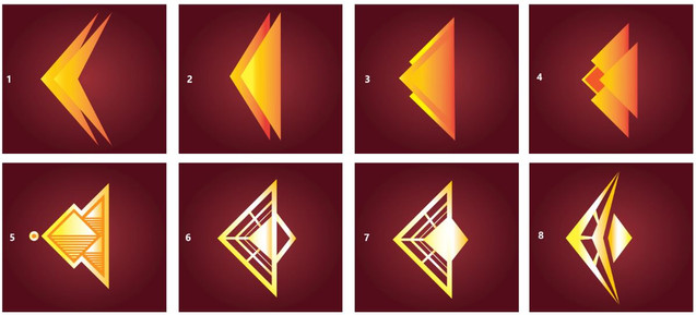 Crazy 8: Arrows for Menu