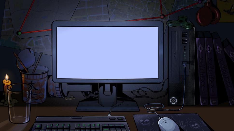 Jason's Computer