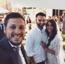 Rabbi Mendel Simons Wedding Ceremony