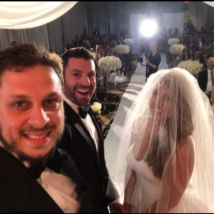 Rabbi Mendel Simons Wedding Ceremony