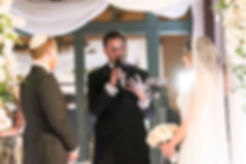 Rabbi Mendel Simons - Wedding Ceremony