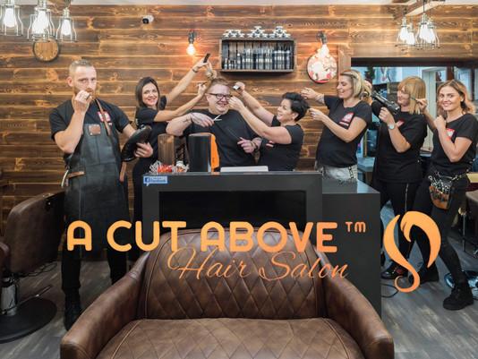 Dawid & Marta Kleczewska  A Cut Above Salon Slough