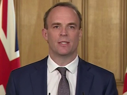 Coronavirus: Barbers and Hairdressers to stay closed until July at the earliest, says Dominic Raab