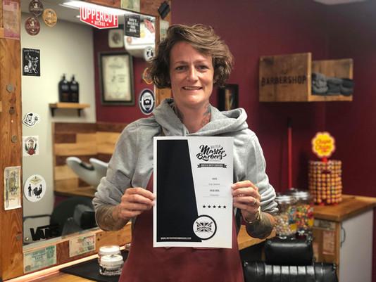 Lucy Quance  - RQ's Barbershop