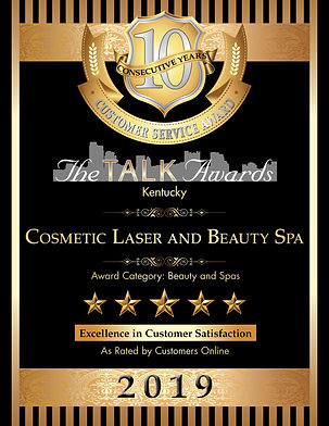 TALK 2019 Cosmetic Laser and Beauty Spa_