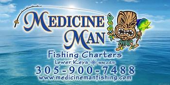 Contact Medicine Man Fishing