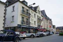 Hotel et restaurant