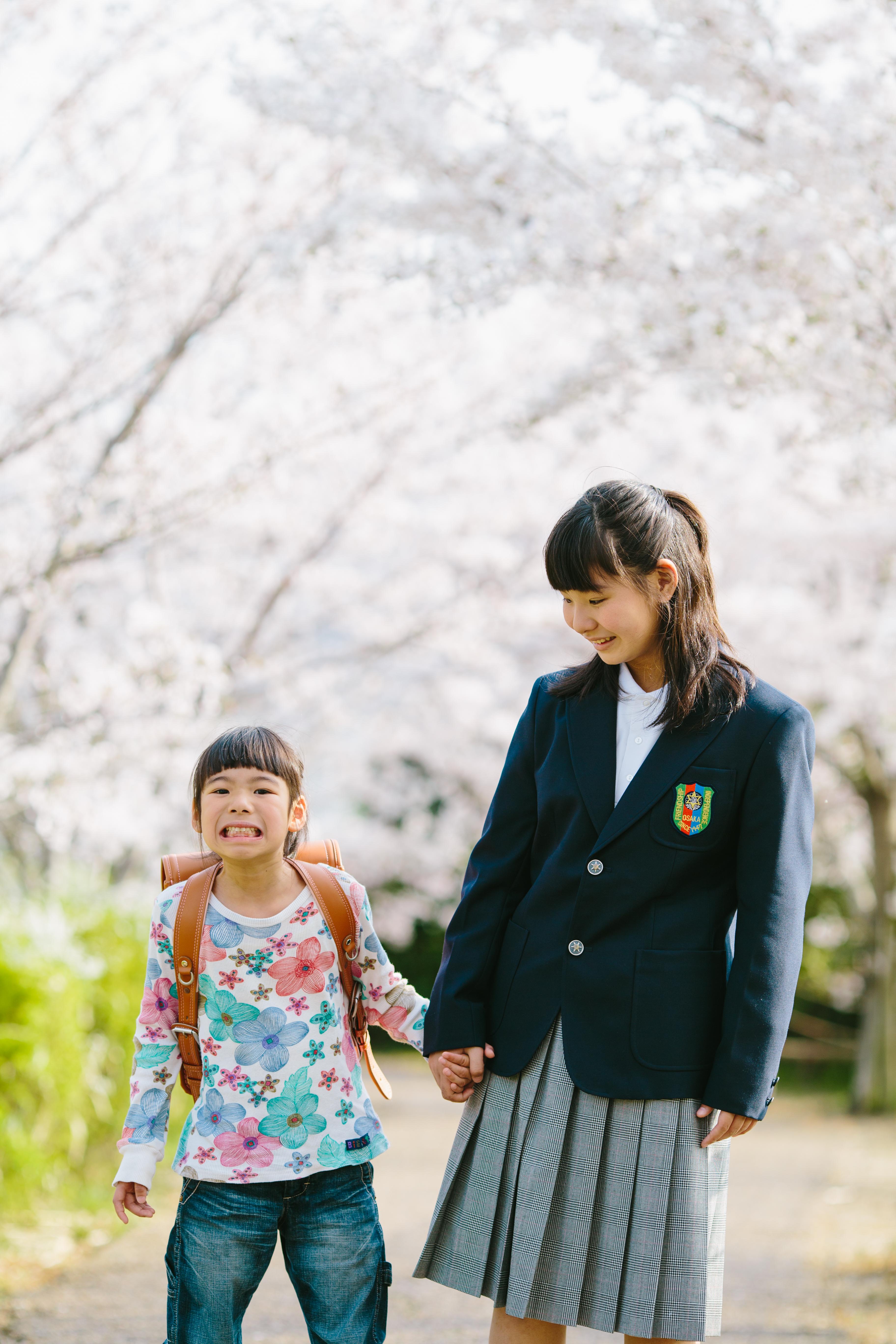 出張写真撮影 入園 入学 大阪 京都 兵庫 奈良7