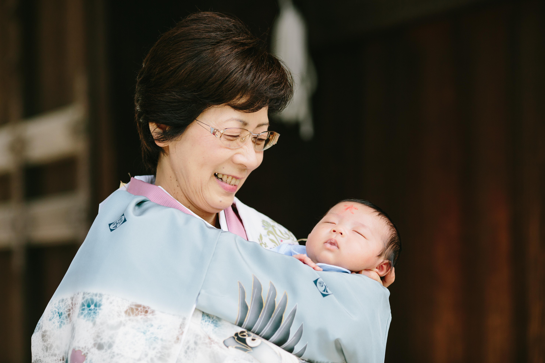 関西 お宮参り 出張撮影 大阪 京都 奈良 兵庫
