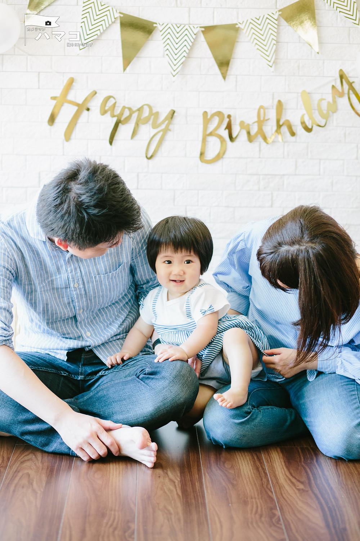 出張撮影 家族写真 自宅撮影 ハマコ Hamako