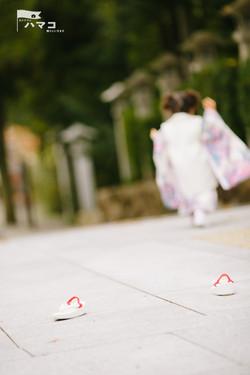 関西 七五三 出張撮影 ナチュラル 自然 大阪 京都 奈良 兵庫