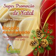 Promoção de Natal - Biscoito.