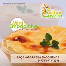 Mini Empadinha