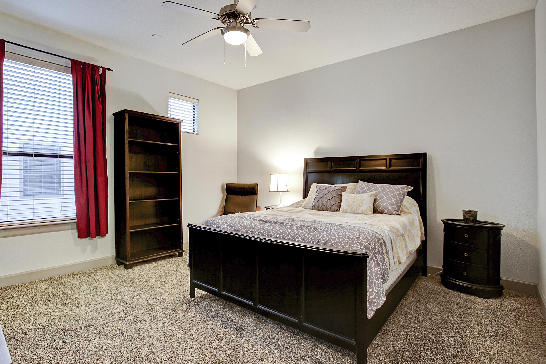 2504 Rusk - Second Bedroom