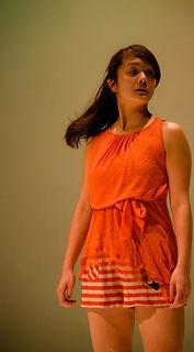 Yuki fukui associate artistic director of the Gwen Rakotovao Company