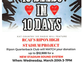 10 Deeds in 10 Days RHS Fundraiser