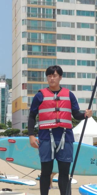 광안리 SUP 아카데미 6월 17일 오전 강습