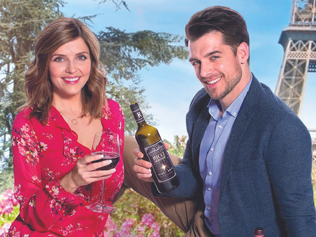 Episode 19-Ice Wine Slurpees & Biscuit Croissants: Paris, Wine & Romance