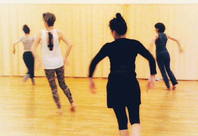 Corso Danza Contemporanea con Barbara Lanza