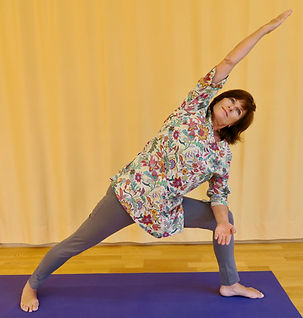Corso Yoga Ingrid Pfaue Lepori