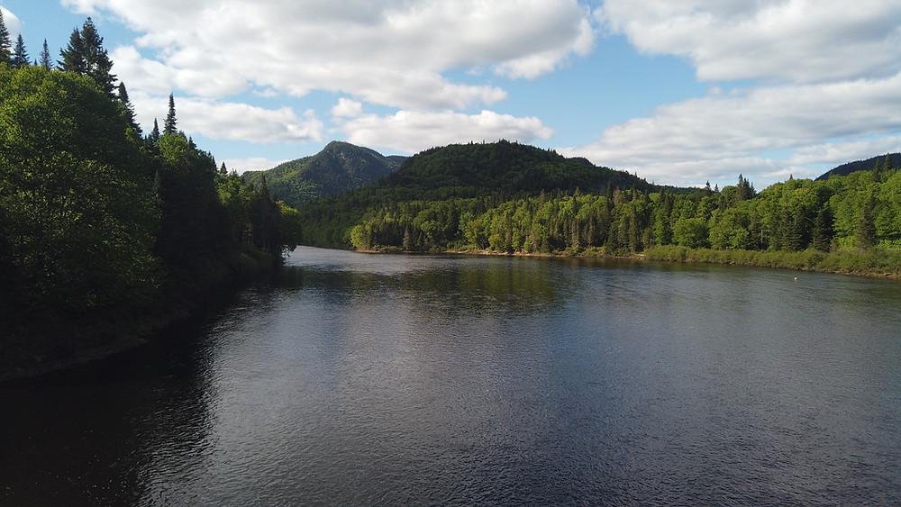 Parc de la Jacques Cartier, kilomètre 10 Destination Québec en Famille