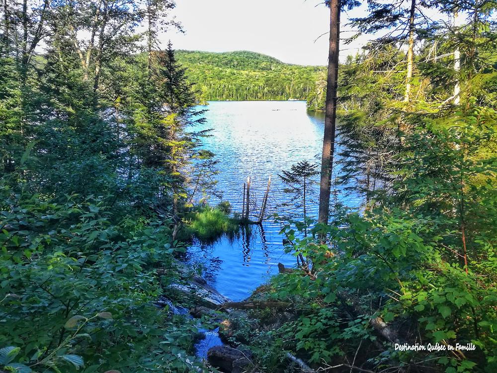 Parc Eco Laurentides Destination Québec en Famille