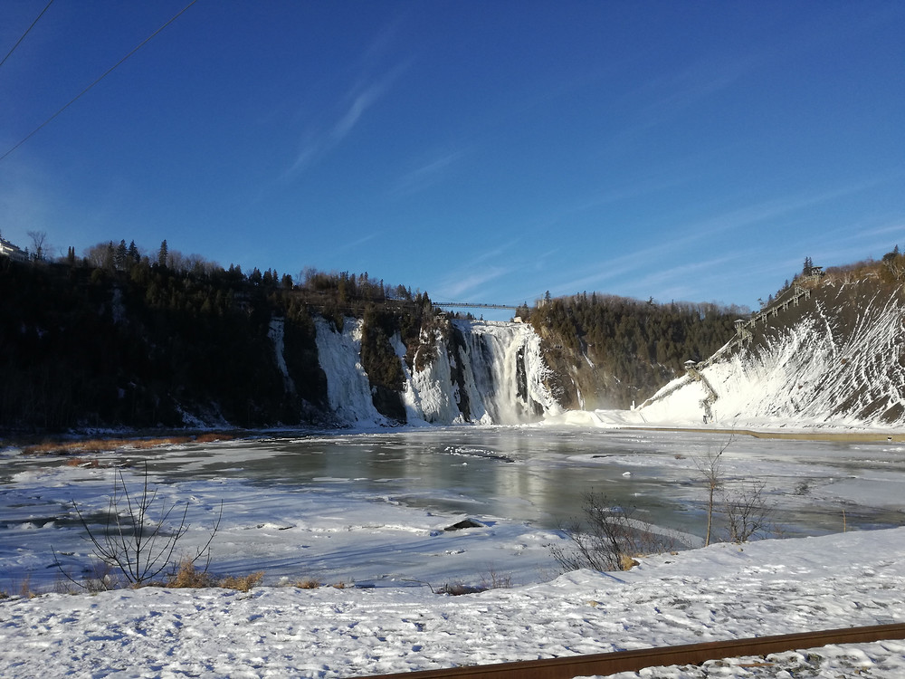 Chute Montmorency Destination Quebec en famille
