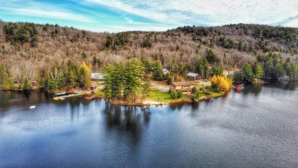 Aux berges du Lac Castor par Destination Québec en Famille