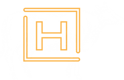 Hertiage logo and cow illustration