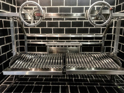 The grill at Heritage