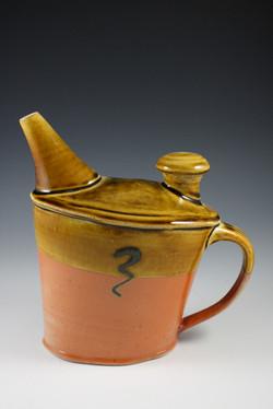 Jaunty Teapot