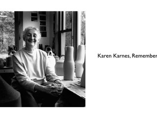 Iconic Ceramic Artist Karen Karnes Passes Away