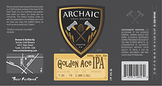 Archaic | Golden Ace IPA
