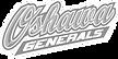 OHL Oshawa Generals Hockey Logo