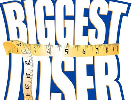 The Biggest Loser – An Example of How to Completely Trash your Metabolism and Set Yourself up For Fa