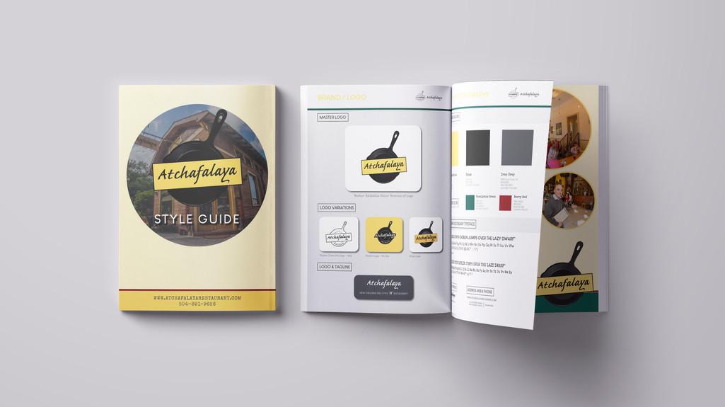 Style Guide Design | Branding