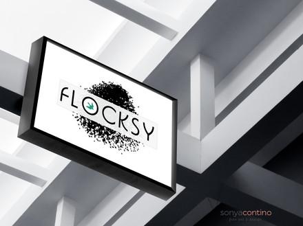 Logo Design & Signage Mock Up