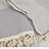 Thumbnail: שמיכה בדגם יהלום אפור